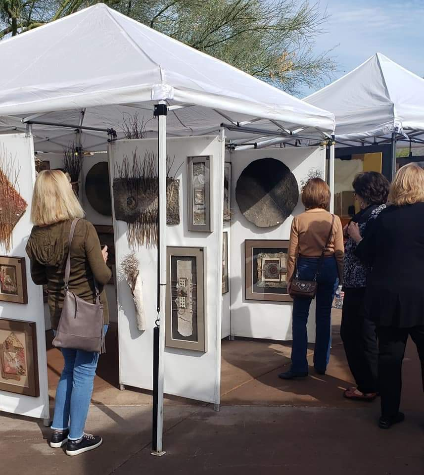 Stagecoach Village Fine Art Festival – 11th Annual