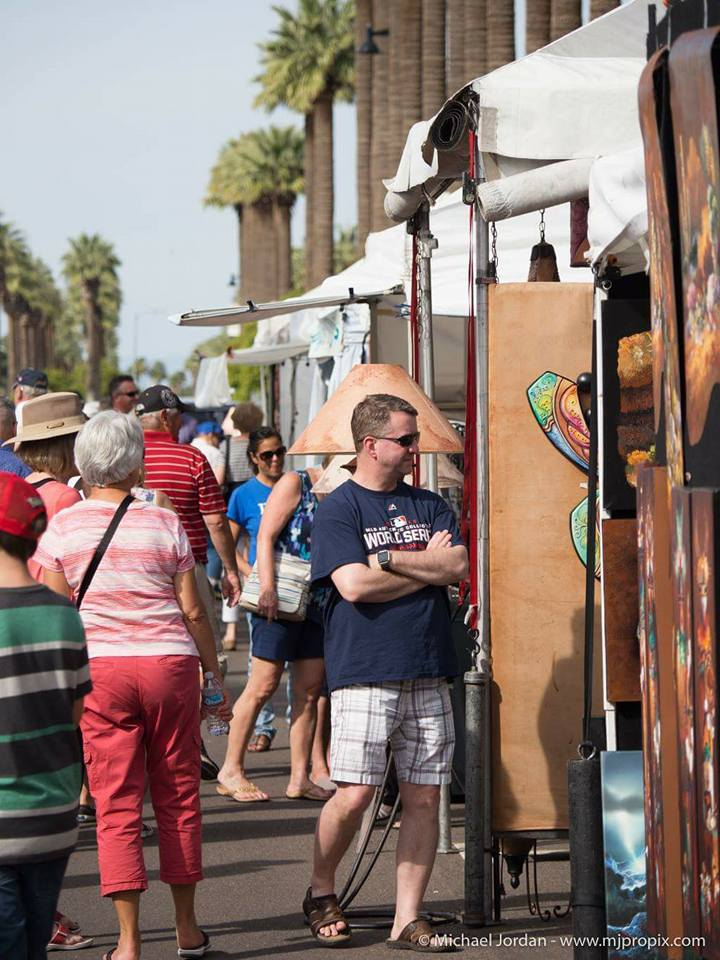 Litchfield Park Art & Wine Festival - 23rd Annual