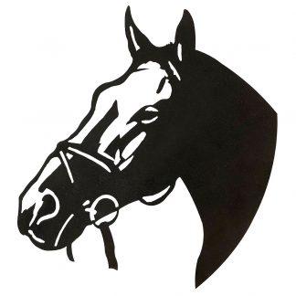 Horse-Head-black