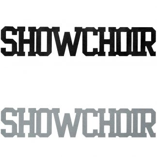 Show-Choir-Words