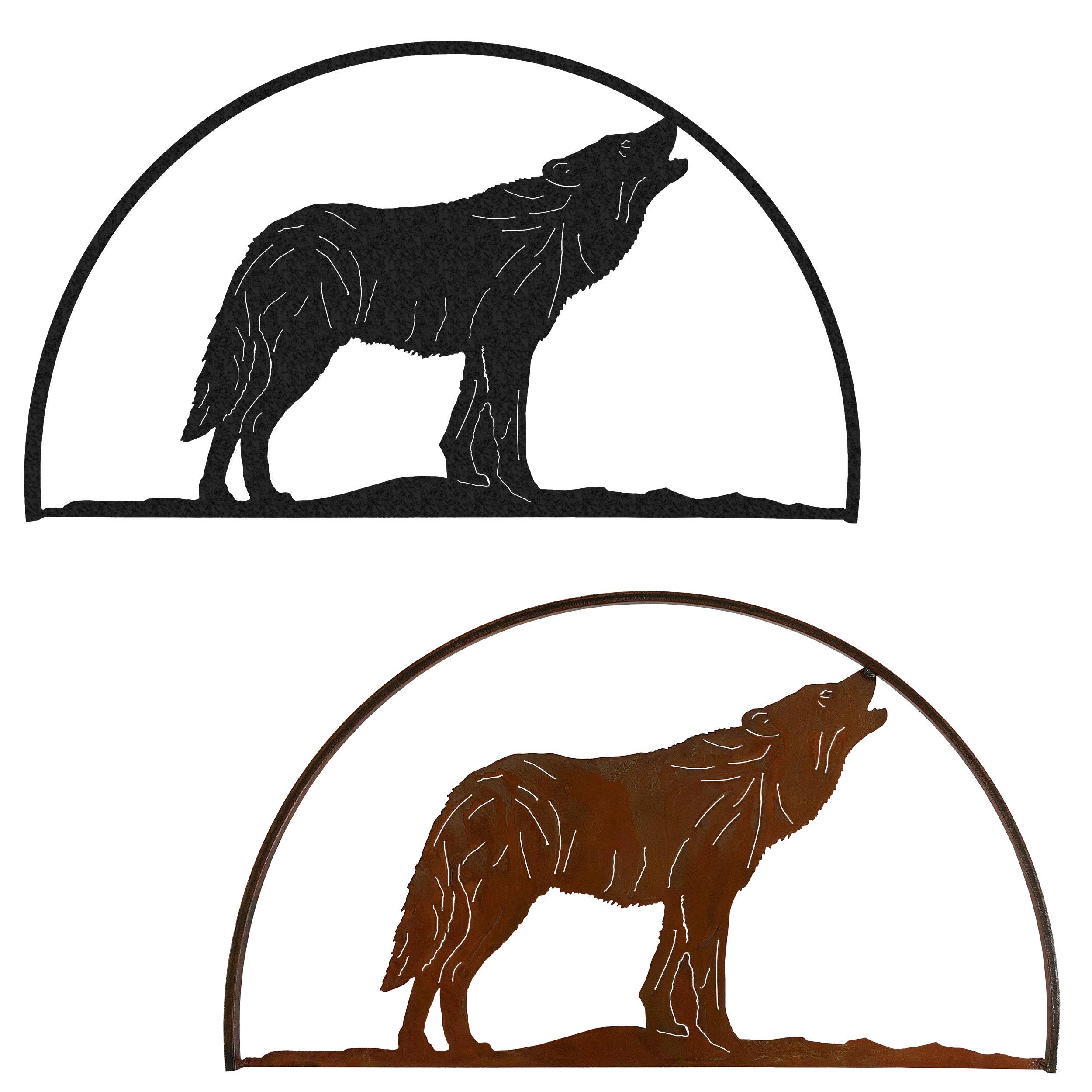 Wolf-hoops