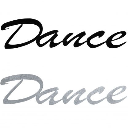 all-dance-words