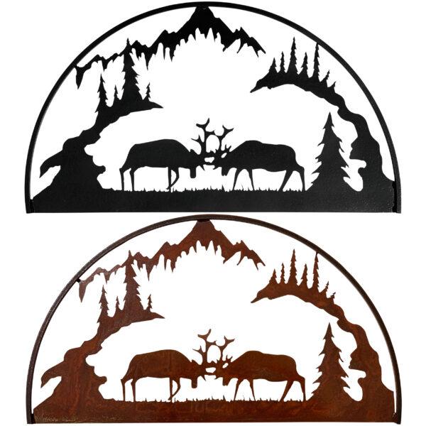 fighting-elk-hoop