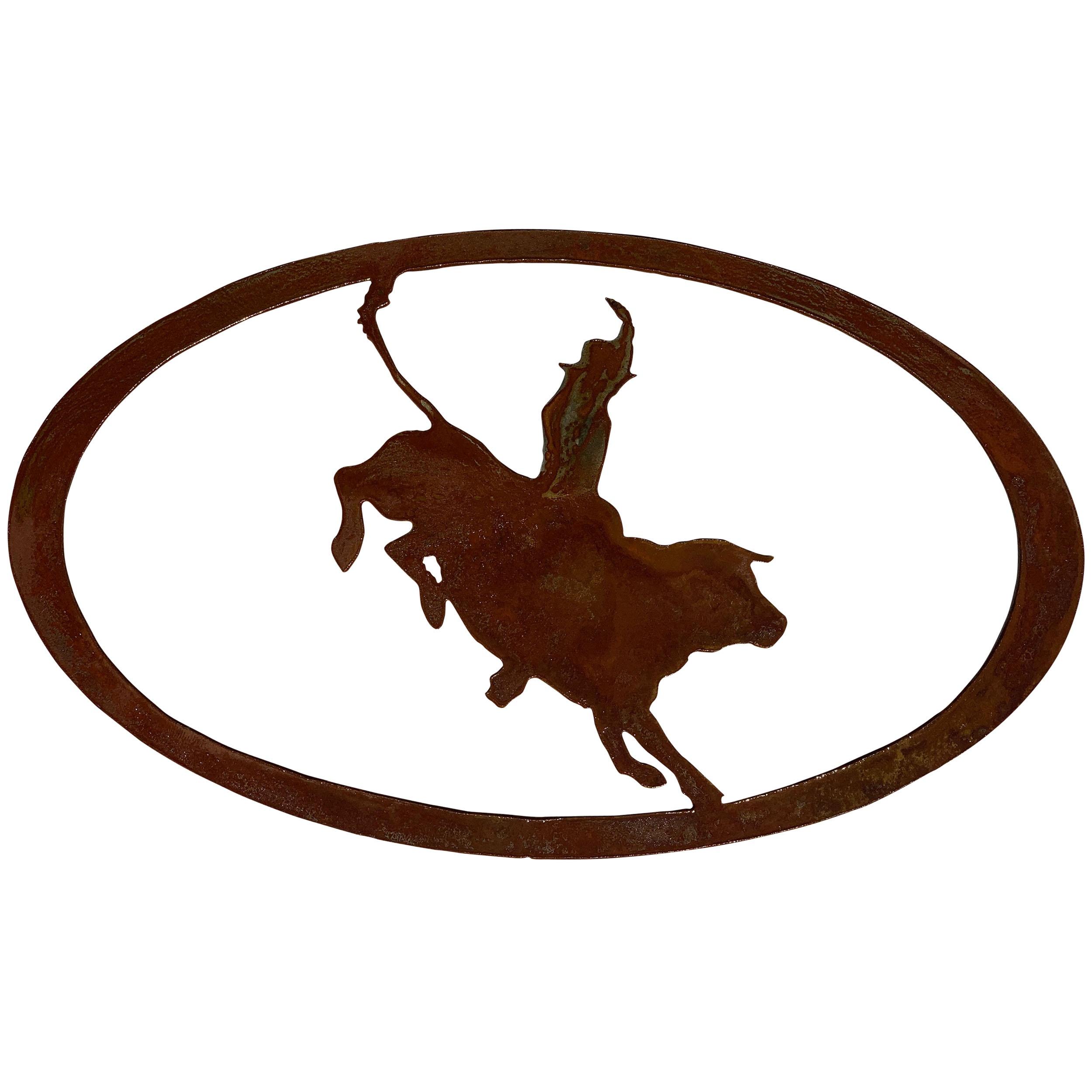 oval-bullrider-rust