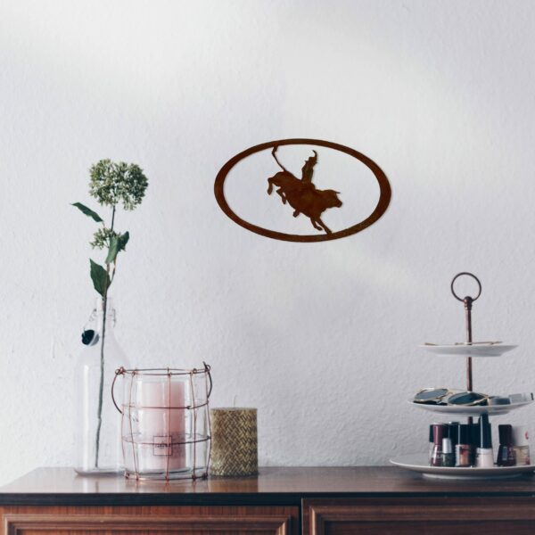 rust-bullrider-oval-over-makeup-table-scaled