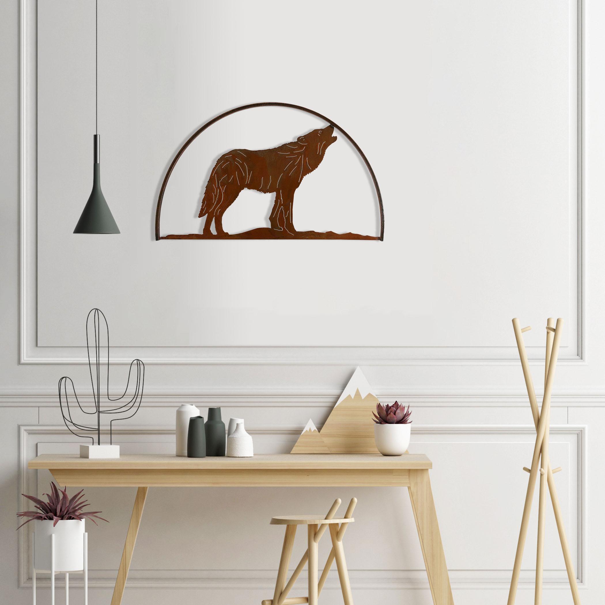 rust-wolf-hoop-over-desk