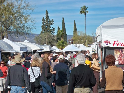 27th Annual Fall Carefree Fine Art and Wine Festival