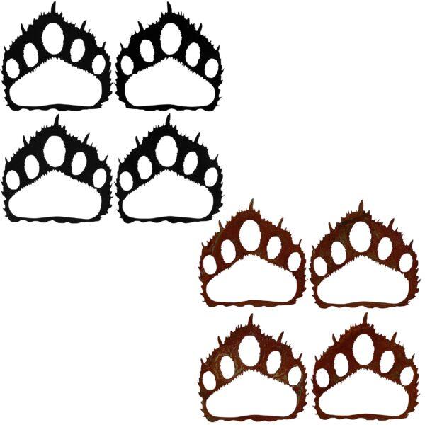 bear-paw-prints-sets