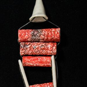 Snakeskin Neck Piece