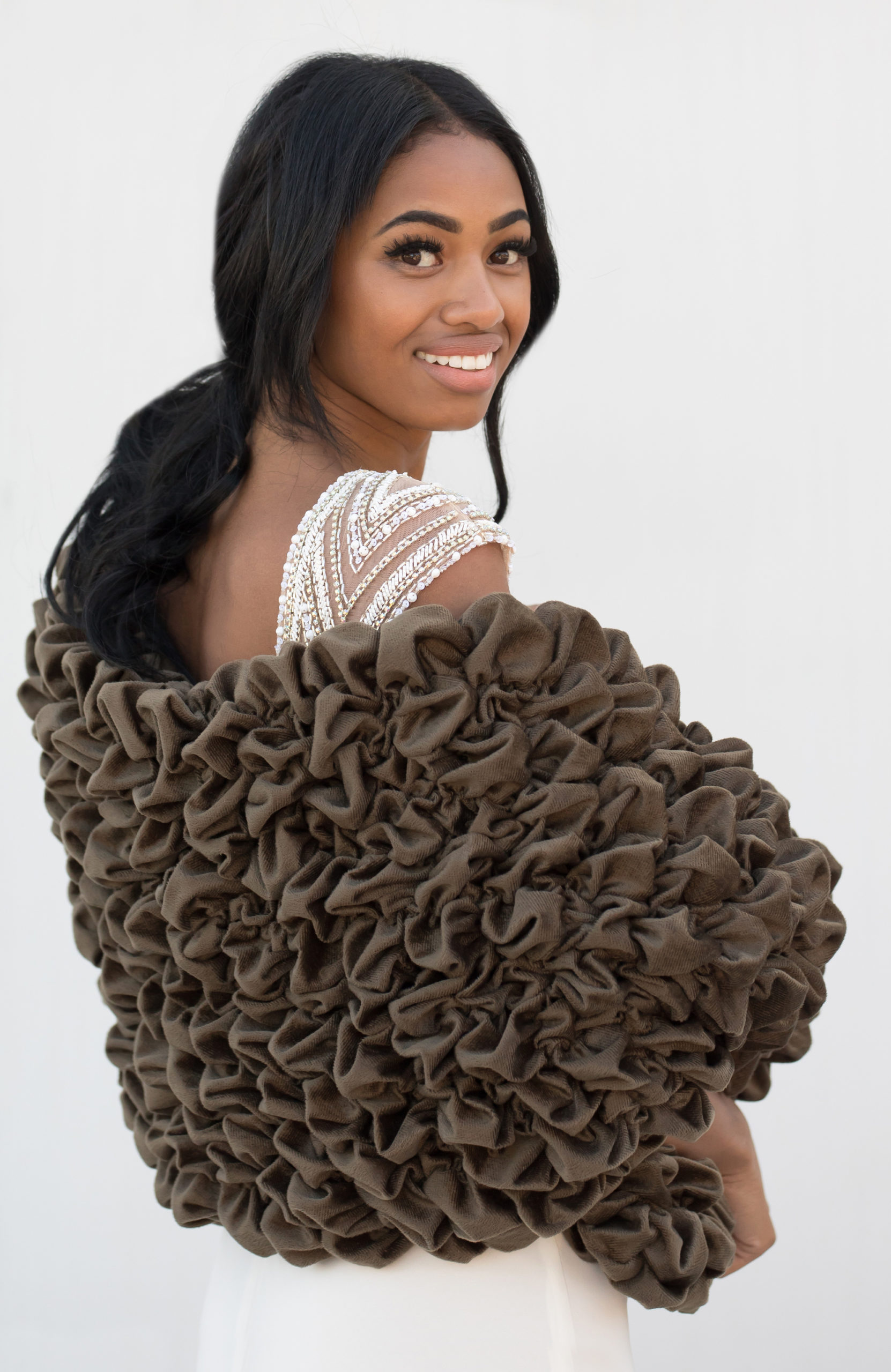 Wrap for Formal or casual wear