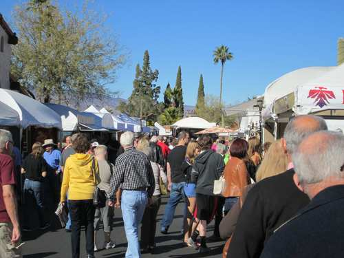 26th Annual Spring Carefree Fine Art Festival