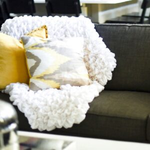 Luxury Throw Couch