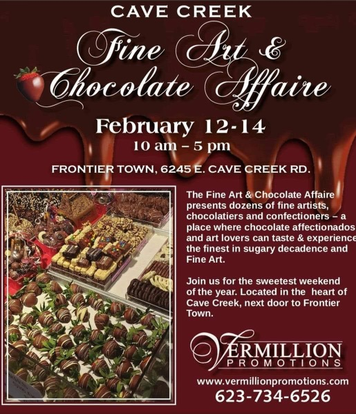 Cave Creek Fine Art and Chocolate Affaire