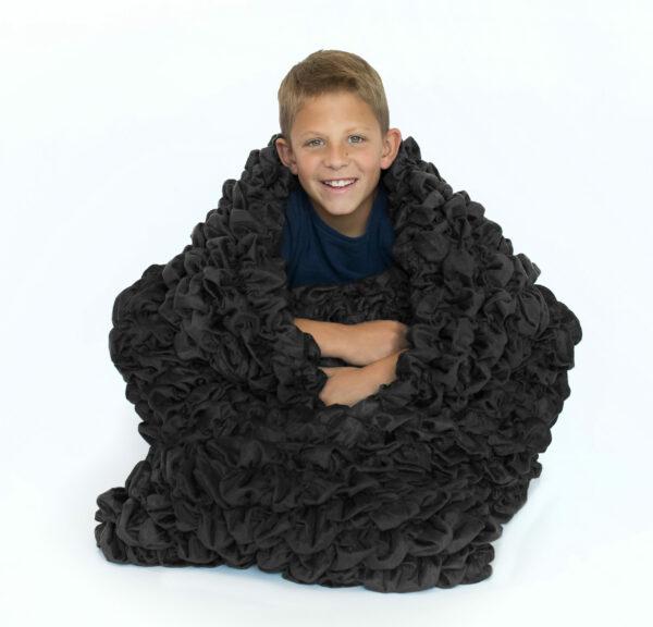 Kids Cocoon Black Color