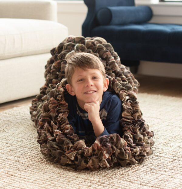 Camo Weighted Blanket Cocoon