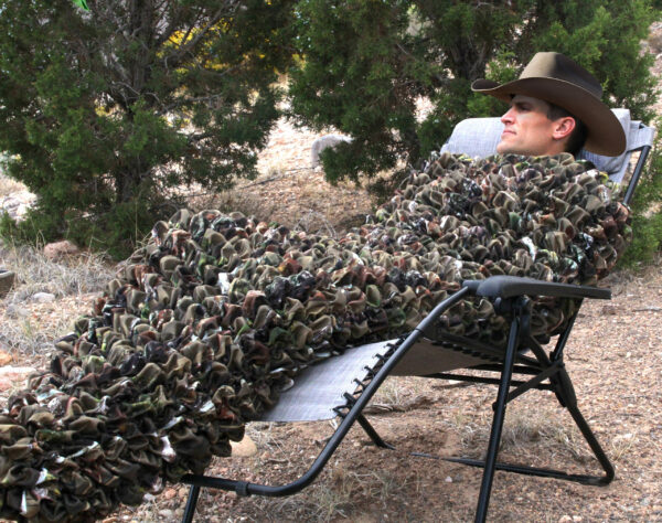 Camo Adult Cocoon Sleep Sack For Teens and Adults