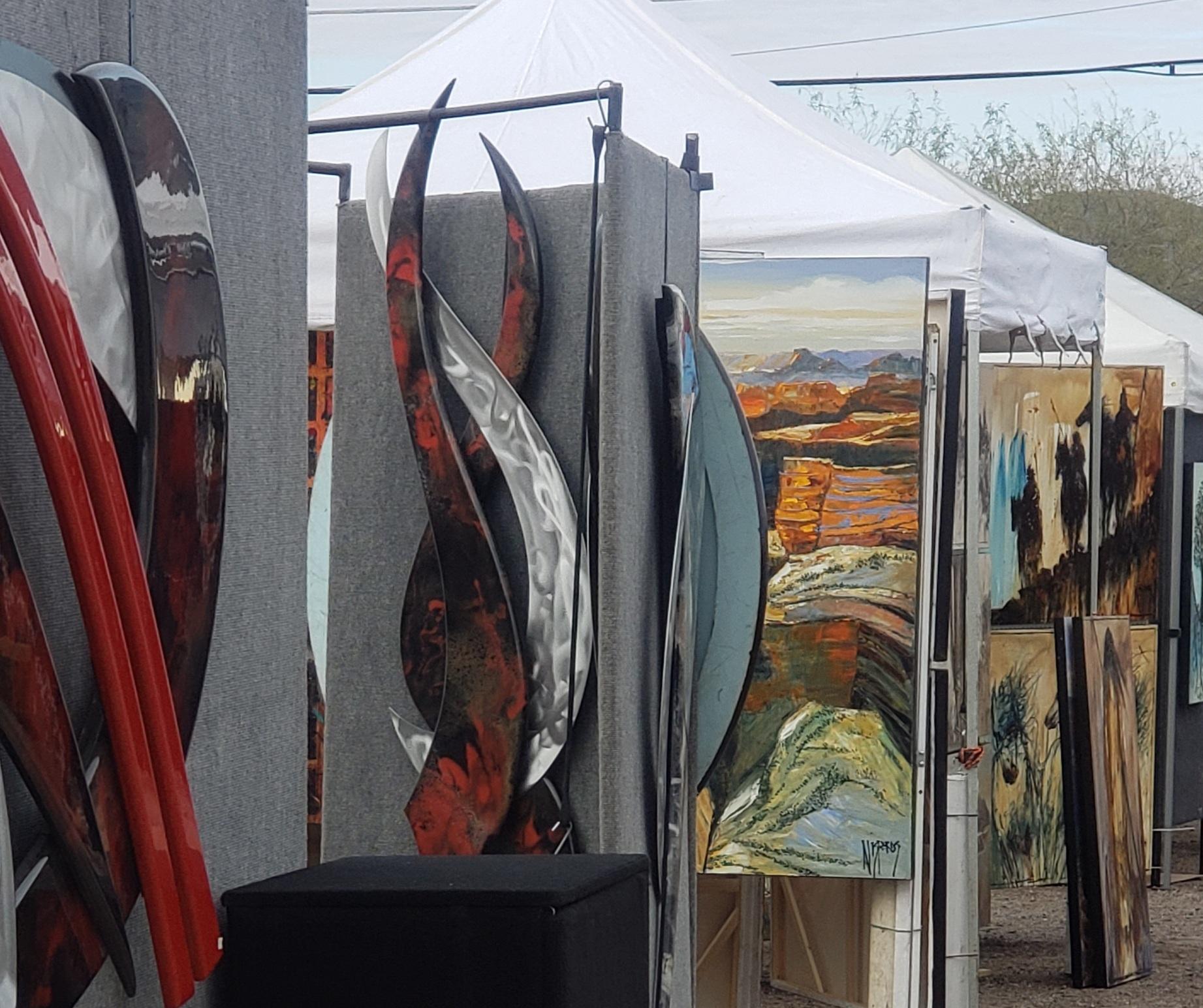 Cave Creek Art Market