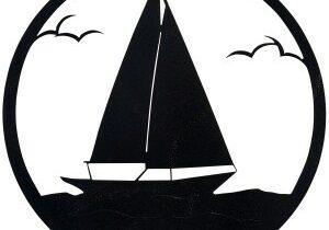 sailboat-circle-black